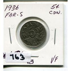 1936 FAR S CNDN NICKEL