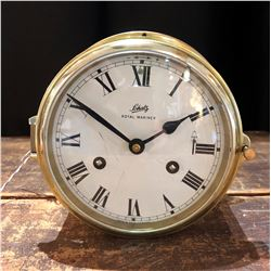 Vintage West German Schatz Royal Mariner Clock.