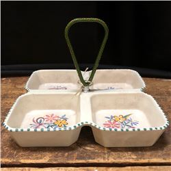 Poole Pottery English Serving Tray
