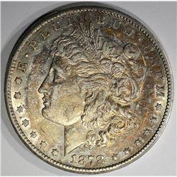 1878-CC MORGAN DOLLAR  CH.BU