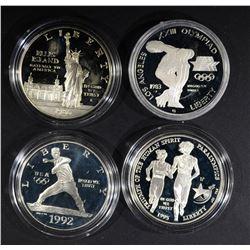 1995-P SPECIAL OLYMPICS, 1992-S OLYMPICS,