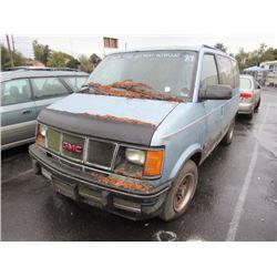 1992 GMC Safari