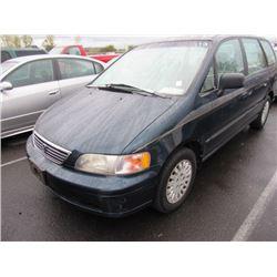 1996 Honda Odyssey