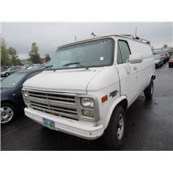 1990 Chevrolet G30 Van