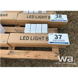 LED LIGHT BAR & (4) LIGHTS