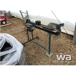 4-TON ELECTRIC WOOD SPLITTER