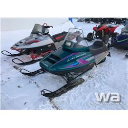 1995 POLARIS 340 SNOWMOBILE