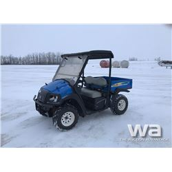 2003 NEW HOLLAND RUSTLER 115 SIDE BY SIDE ATV