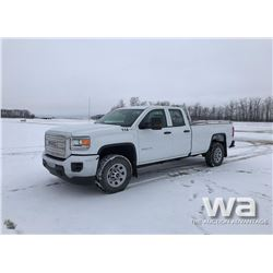 2018 GMC 3500HD  PICKUP