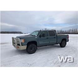2014 GMC 3500HD  PICKUP