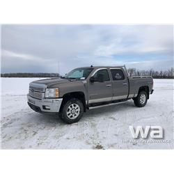 2011 CHEV 2500 HD  PICK UP