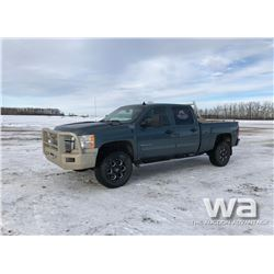 2012 GMC 2500HD PICKUP