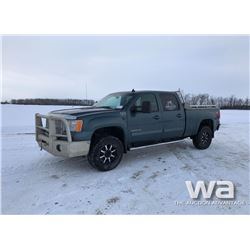 2014 GMC 2500HD  PICKUP