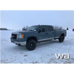 2009 GMC 3500HD PICKUP