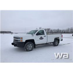 2015 CHEV 2500HD  PICKUP