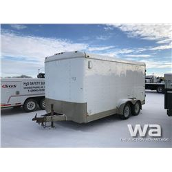 2006 INTERSTATE T/A CARGO TRAILER