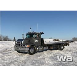 2005 PETERBILT 335 S/A ROLL OFF DECK TRUCK