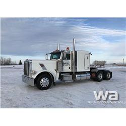 2012 PETERBILT 389 T/A TRUCK