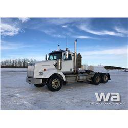 2013 WESTERN STAR 4900SB T/A TRUCK