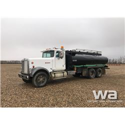 1991 IHC T/A WATER TRUCK