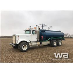 1990 IHC EAGLE T/A OFF-ROAD WATER TRUCK