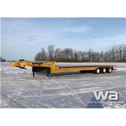 2014 TRAIL-EZE TRIDEM TILT DECK TRAILER