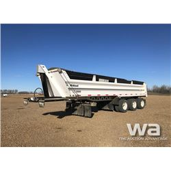 2011 MIDLAND XL3000 TRIDEM END DUMP TRAILER