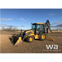 2008 JOHN DEERE 310SJ TC BACKHOE
