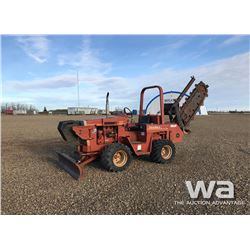DITCH WITCH 4010 TRENCHER