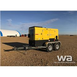 2012 WACKER NEUSON G120 GEN SET