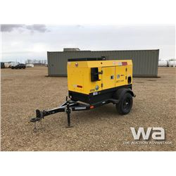 2013 WACKER NEUSON G25 GEN SET