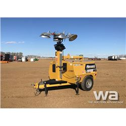 2012 ALLMAND 20KVA LIGHT TOWER