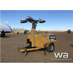 2011 ALLMAND 20KVA LIGHT TOWER