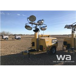 2011 ALLMAND 20 KVA LIGHT TOWER