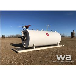 1000 GAL. DBL WALL FUEL TANK