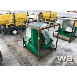 3 PTO HEAVY DUTY WOOD CHIPPER