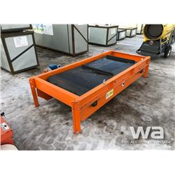 "30"" X 6 FT. MAGNETIC CONVEYOR"