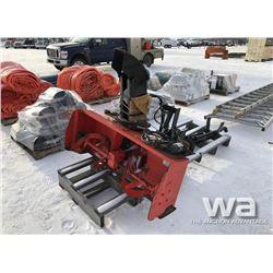 KUBOTA B2781 SNOWBLOWER