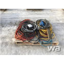 HEAVY DUTY ELECTRICAL CORDS