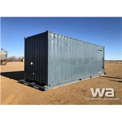 2003 8X25 FT. SHIPPING CONTAINER