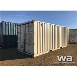 2017 8X20 FT. SHIPPING CONTAINER