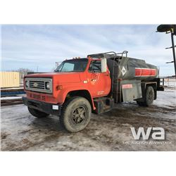 1985 C6500 CHEV S/A FUEL TRUCK