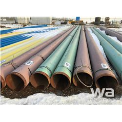 "(2) PIPE 15"" X 60 FT."