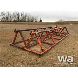 24 FT. PIPE RACK