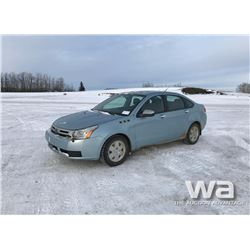 2009 FORD FOCUS CAR