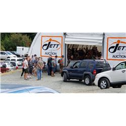 Jett Auto Auction Nov 10th, 2018