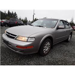 A3 -- 1998 Nissan Maxima , Grey , 334234  KM's