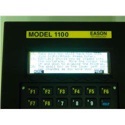 EASON MODEL 1100 CONTROL PANEL
