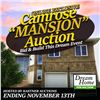 """CHECK OUT YOUR CAMROSE """"MANSION"""" AND FARM EQUIPMENT AUCTION"""