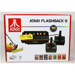 ATARI FLASHBACK WITH 105 BUILT IN GAMES